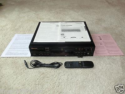 Briljant Pioneer Pdr-555rw Cd-recorder, Mit Knack-platine Von Höran, 2j. Garantie Verschillende Stijlen