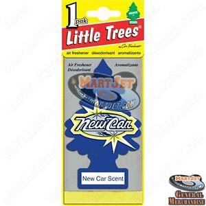 Little Trees - New Car Scent 1pc Car Mirror Hanging Air Freshener Home Office
