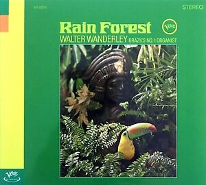 Walter-Wanderley-CD-Rain-Forest-Digipak-Europe-M-M