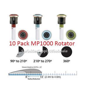 (10) Hunter Mp1000 Rotator 8' -15' (2.4 M - 4.6 M) - Tous Les Arcs Cette Annonce-femelle-afficher Le Titre D'origine
