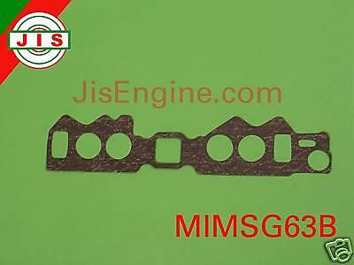 Fits Mitsubishi Montero Pickup 83-89  Intake Gasket MIMSG54B