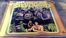 THE INVADERS STEELBAND WEST INDIES STEEL DRUMS GER LP 1978 LATIN SOUL DRUMS FUNK