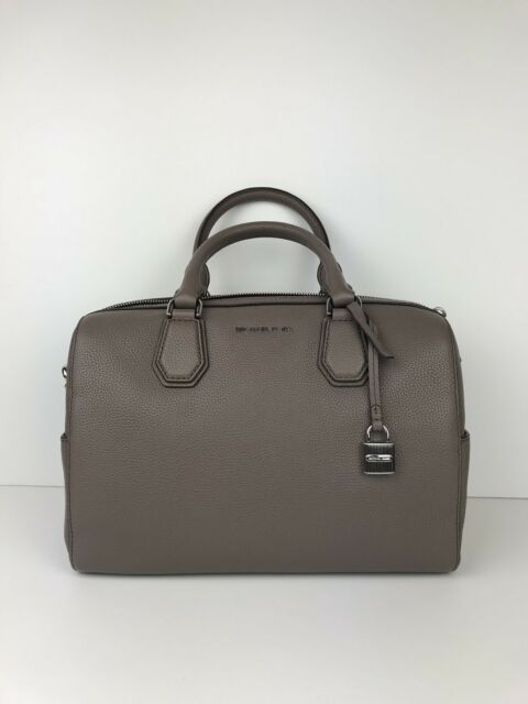 f8bebe1face5 Michael Kors Studio Mercer Medium Leather Duffel Bag 30h6sm9v2l ...