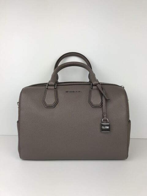 2020731c98d5 Michael Kors Studio Mercer Medium Leather Duffel Bag 30h6sm9v2l ...