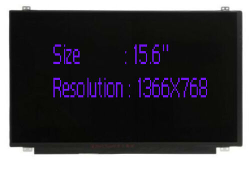 "Digitizer New HP 15-DA0014DX 15-DA0024CL LED LCD Display 15.6/"" HD Touch Screen"