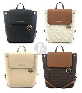 Michael-Kors-Hayes-Medium-Leather-Signature-Backpack-Bag