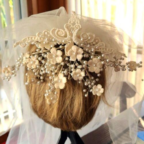 1950s Vintage Wedding Veil