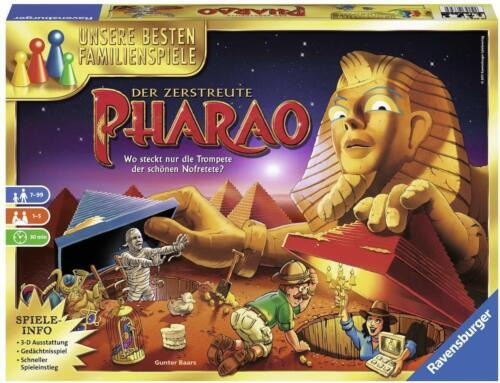 """Ravensburger 26656 2 /""""Pharao/"""" jeu"""