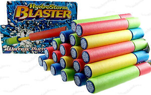 Water Gun Foam Hydro Storm  Blaster Pump Shooter Kids Toy Outdoor Summer Fun
