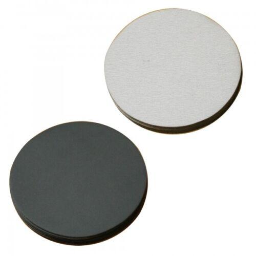 6001 10 Pièces Meules rond Ø 115 mm velcro métal verni p60-p600
