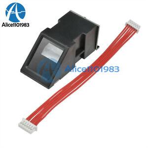 Lettore di impronte digitali ottico Sensore Modulo SENSORI all-in-One per Arduino LOCK