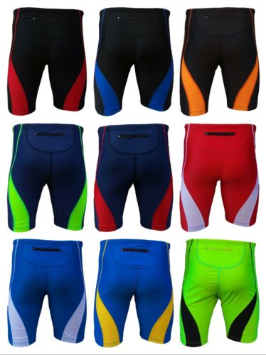 CHEX Beijing Lycra Compression Shorts Mens Training Fitness Keep Fit Running