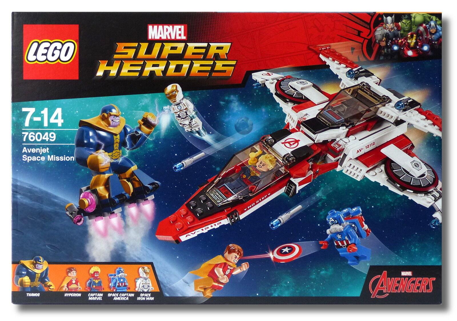 LEGO® Marvel Super Heroes 76049