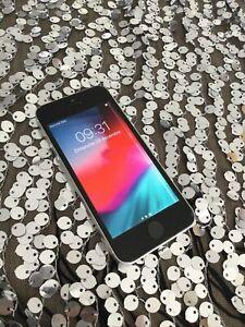 iPhone SE 128 GO noir débloqué bon état [356613081801466]