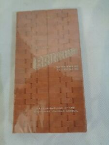 Vintage-toys-Rare-1950s-Brickplayer-Brick-set-No-101-Unused-amp-Sealed