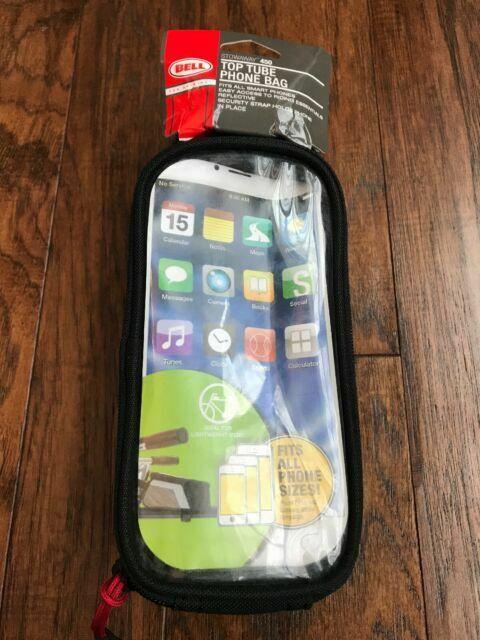 Bell Stowaway 450 Top Tube Phone Bag New