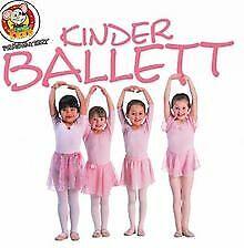 Kinder-Ballett-von-Various-CD-Zustand-gut