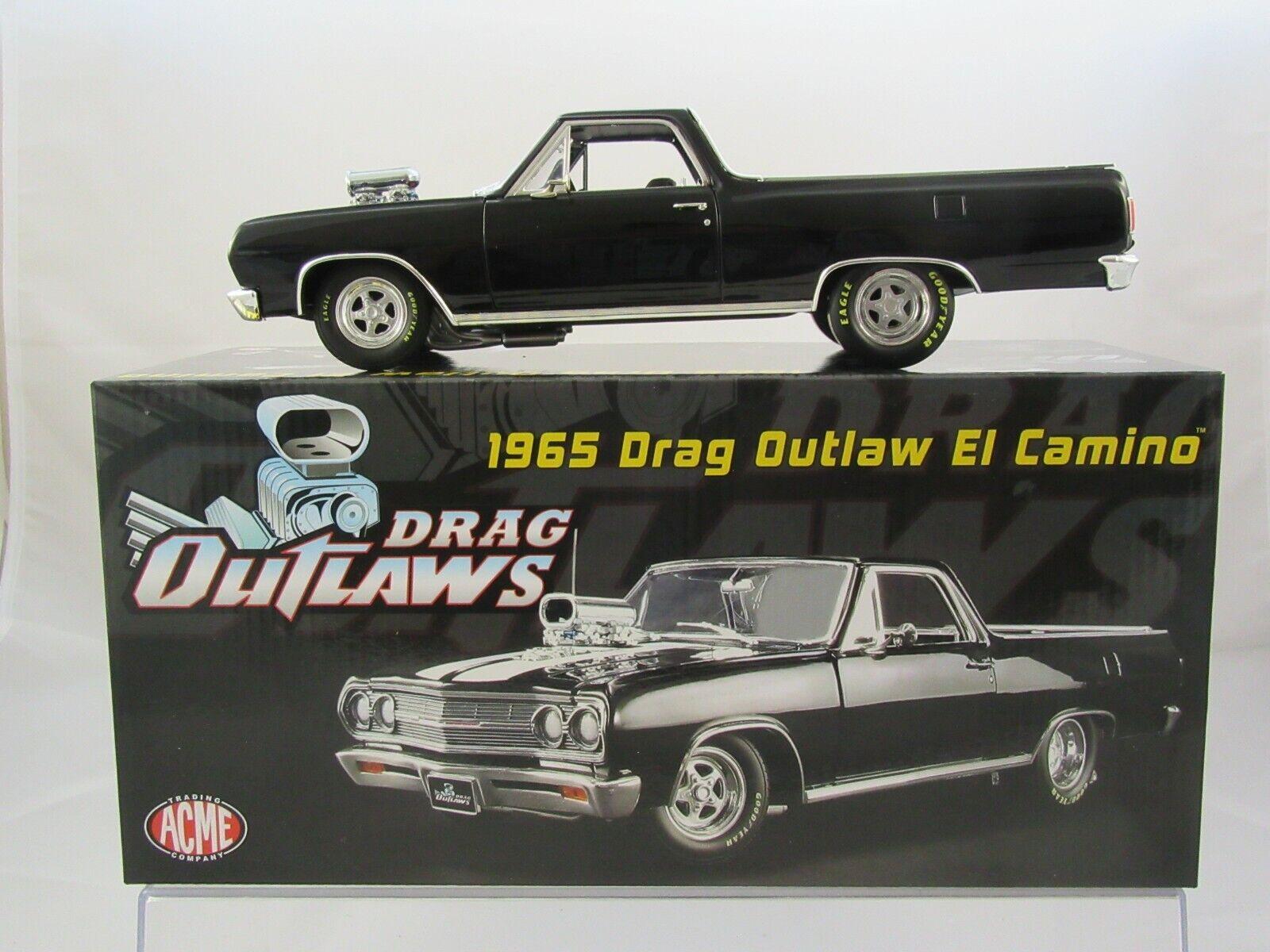 Acme 1965 Drag Outlaw El Camino A1805409
