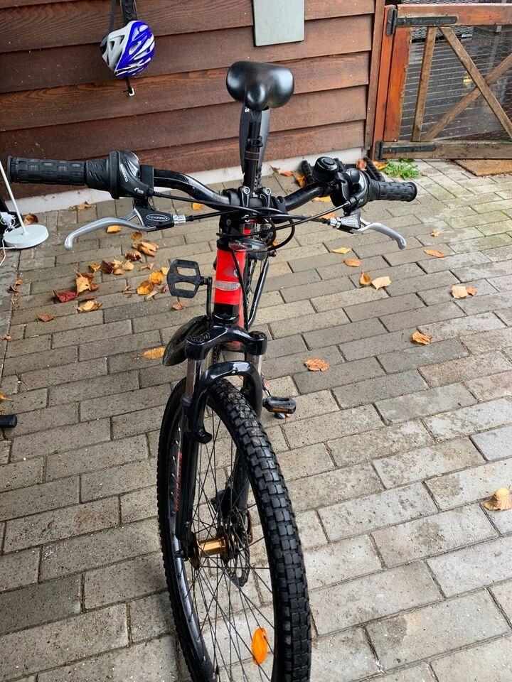 Absolut velholdt herre/drenge cykel