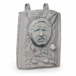 STAR-WARS-20-034-Han-Solo-Carbonite-Plush-Backpack-Comic-Images-NEW