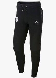 7b17f82a2a8 Nike Jordan x PSG Paris Saint-Germain Flight Knit Pants Size Large ...