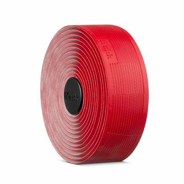 Fizik VENTO Solocush Tacky Road Bike Handlebar Tape Red for sale online