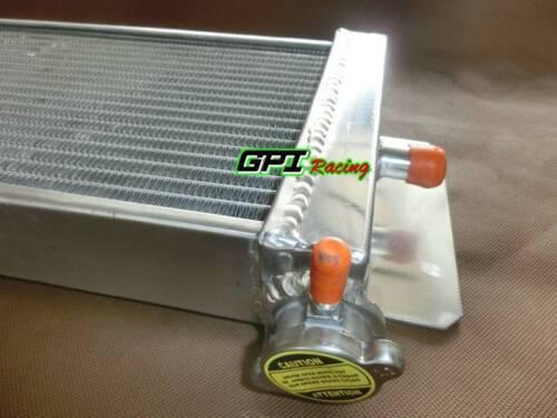 "GPI Heat Exchanger Air to Water Intercooler For Cobalt Mustang 24/""x8/""x2.5/"""