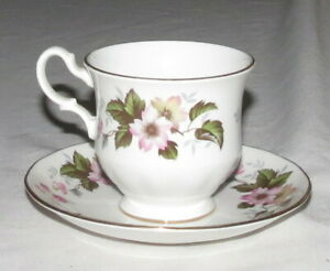 Queen-Anne-Bone-China-Cup-amp-Saucer