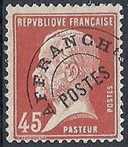 1922-51-FRANCIA-PREANNULLATI-45-CENT-SENZA-GOMMA-VARIETa-FR542-3