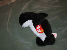 Ty Beanie Babies - Waves the Whale