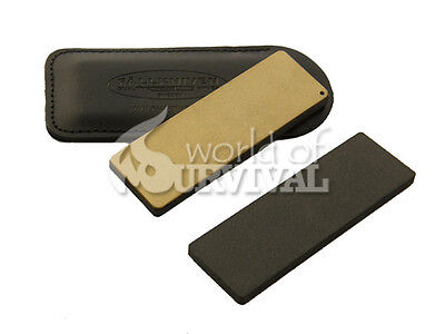 Fallkniven Diamond / Ceramic Knife Sharpening Stone DC3 / DC4 Whetstone