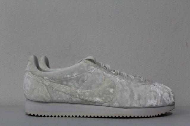 sports shoes 673ce ec9e7 Nike Womens Cortez Classic LX Size 9 Velvet Sail Summit White AA3255-100