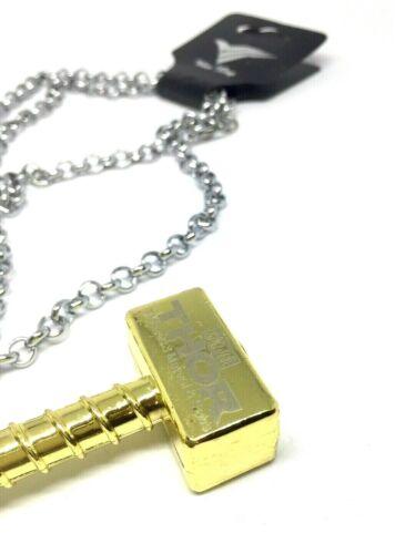 READ DESCRIPTION BEFORE BUYING Thor Hammer Pendant  Necklace Dark World Chain