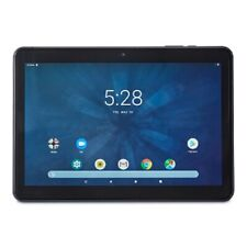 "Onn ONA19TB007 10.1"" Android Tablet with Detachable Keyboard, 2GB RAM, 16GB,"
