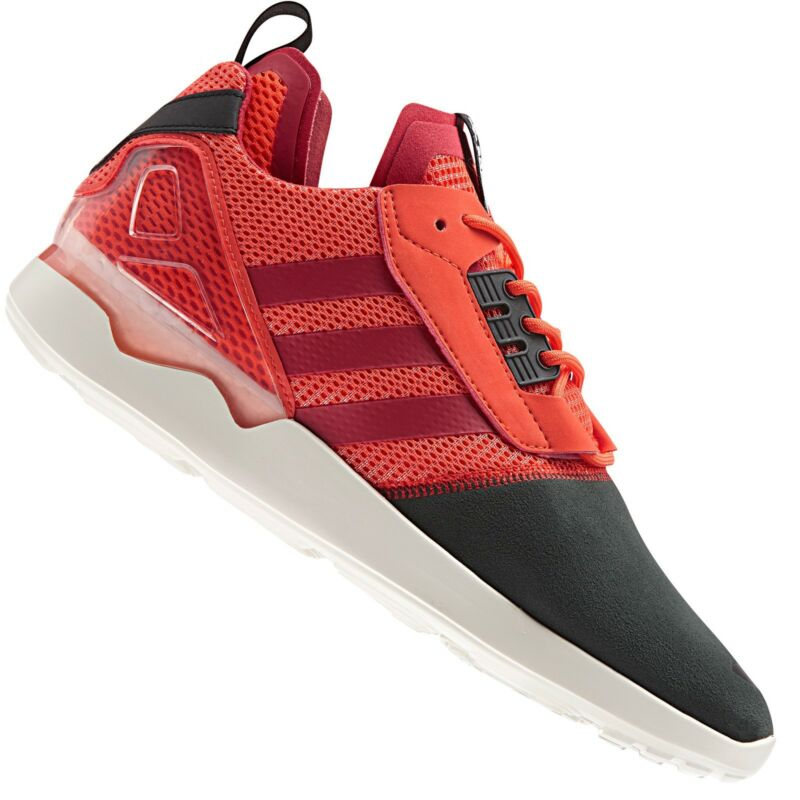 Adidas Originals Zx 8000 Boost Running Shoes Sport Shoes Red Black 40