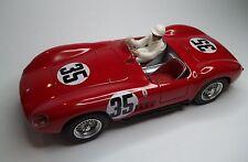 Probuild 1/32 slot car RTR- MASERATI 300s SPEARS JOHNSTONE #35  Sebring 3rd MB