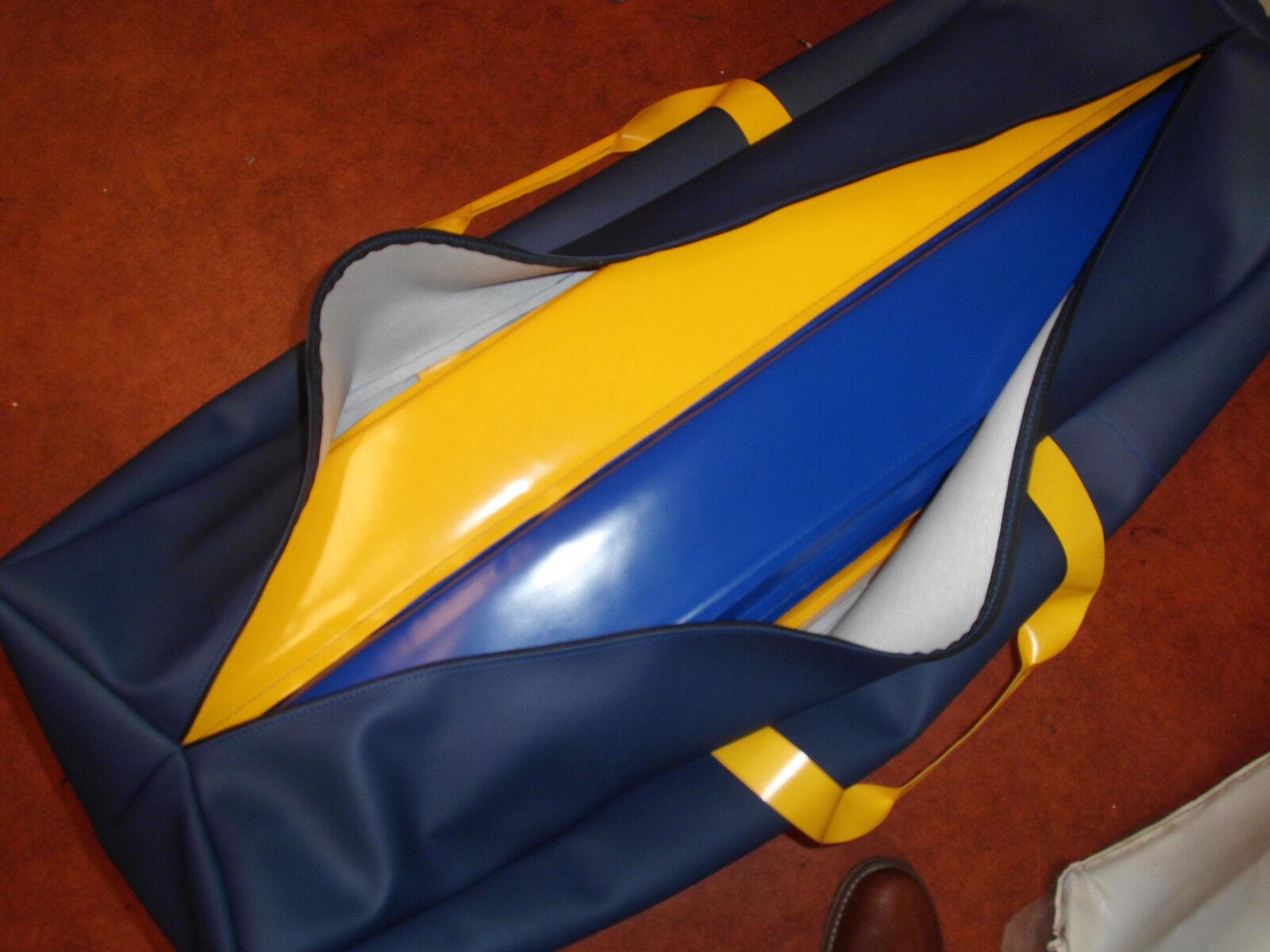 Schutztasche für 6  6 für Dualgassen aus Kunstleder 312121