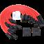 40 Ohm Performance Spark Plug Wire Set For 1992-1997 Chevy GM LT1 LT4 5.7L 4.3L