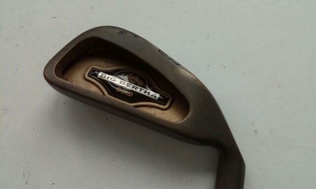 CALLAWAY BIG BERTHA GOLD 3 IRON REGULAR GRAPHITE  SHAFT - H0212