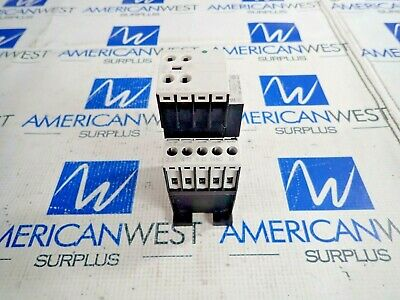 DIL A-XHI02 QUANTITY** 32 40 Amp Contactor with 240 volt coil Moeller DIL M C