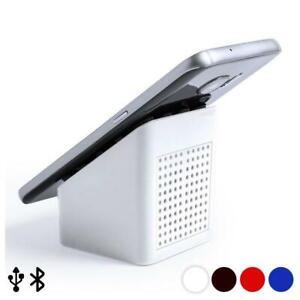 Altavoz-Bluetooth-con-Soporte-para-Movil-3W-145566