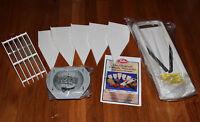 Fuller Brush Qvc V-blade Mandolin 5 Blade Vegetable Fruit Slicer 59026