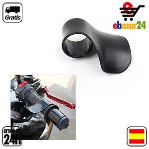 Apoyo para mano manillar apoya manguito acelerador moto motocicleta descansar *E