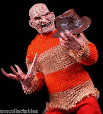 NECA NIGHTMARE ON ELM STREET CLOTHED VIDEO GAME FIGUR - FREDDY KRUEGER