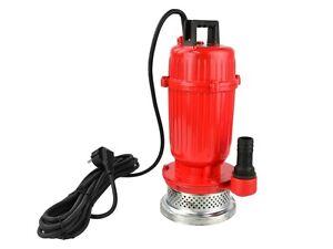 Schmutzwasserpumpe Tauchpumpe WQD-10-8-0,55