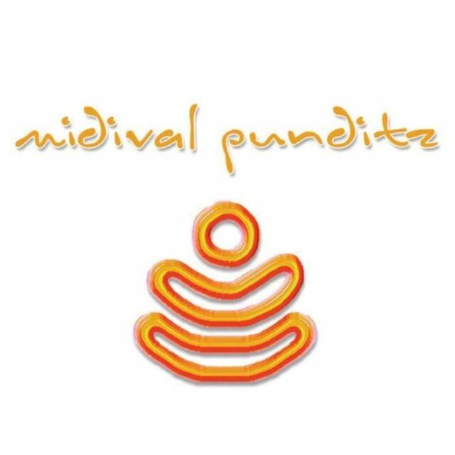 MIDIVAL PUNDITZ self titled (CD album, 2002) breaks, tribal, very good condition