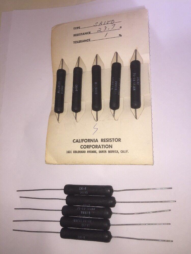 1x RWR78S3161FR 3K16 1/% 10W Wirewound Resistors 3.16k Ohm