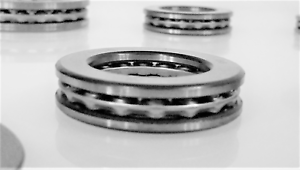 1 Stk IBU Axial-Rillenkugellager 51207 Drucklager  35x62x18 mm