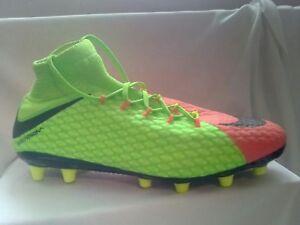 online store c206d 9b035 Image is loading Nike-Hypervenom-Phatal-III-DF-AG-PRO-Football-