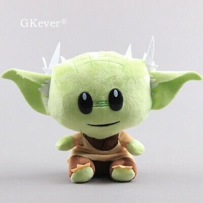 New Star Wars Child Baby Yoda Plush Toy Soft Stuffed Doll Cute 7 Master Yoda Ebay